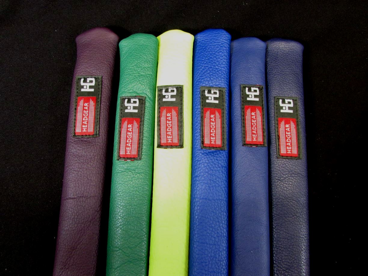 On Sale Leather Alignment Stick Covers New Colors